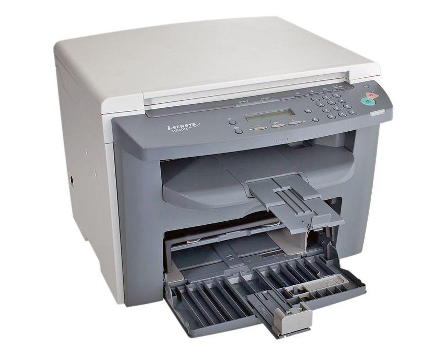 Скачать бесплатно драйвер на принтер i sensys mf4018