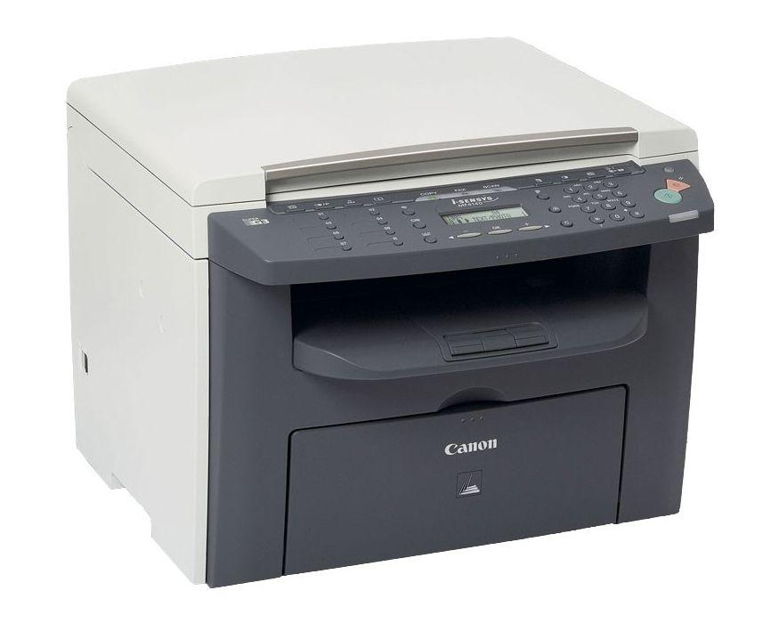 Канон драйвера на принтер