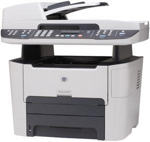 hewlett-packard / hewlett-packard hp laserjet 3390 принтер/скане: