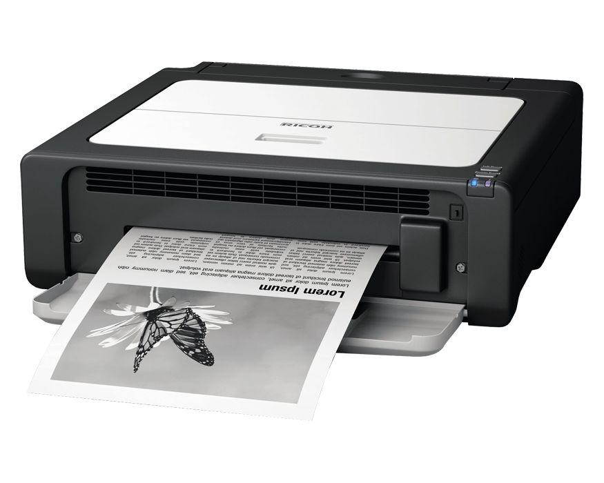 download driver printer ricoh sp 100