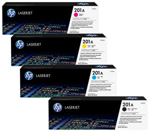 HP Cartrdges 201A
